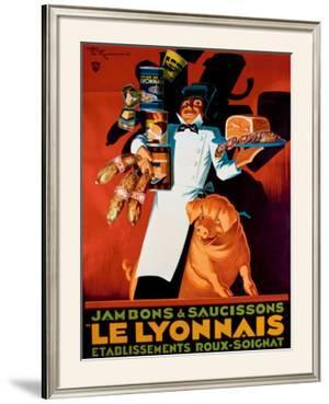 Saucisson le Lyonnais by Henry Le Monnier