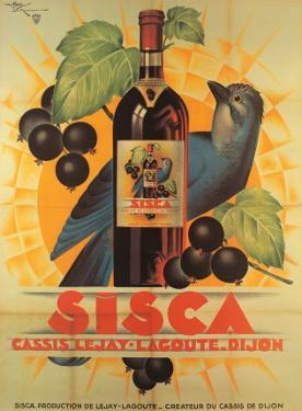 Sisca by Henry Le Monnier