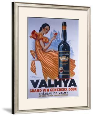 Valmya by Henry Le Monnier