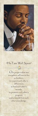 His Time Well Spent by Henry Lee Battle