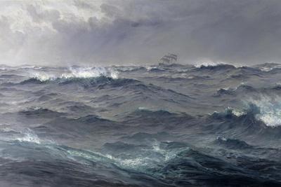 Rough Weather in the Mediterranean