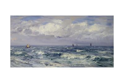 Squally Weather, South Coast