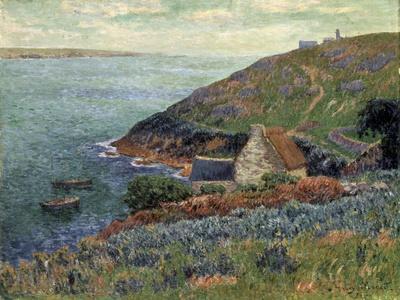 At the Seashore, 1896