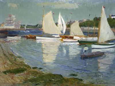 Le Port De L'Orient, 1890