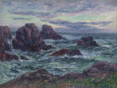 The Evening at Ouessant; Le Soir a Ouessant