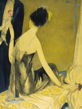 Vogue - May 1923 by Henry R. Sutter