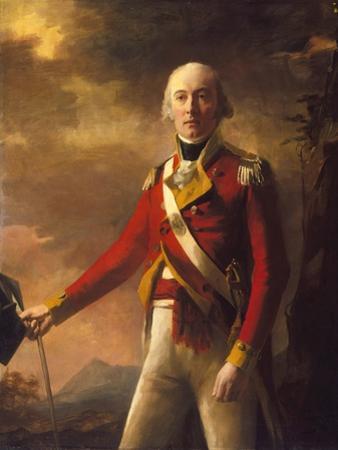 Major General Andrew Hay, c.1811 by Henry Raeburn