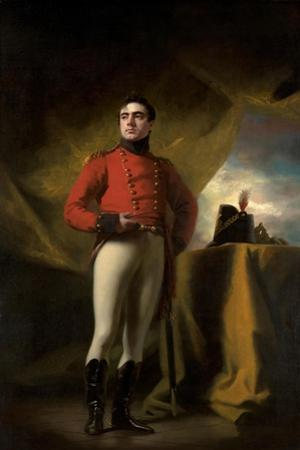 Thomas Robert Hay, Eleventh Earl of Kinnoull , 1815 by Henry Raeburn