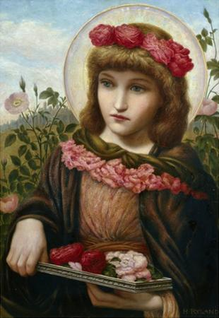 Dorothea and the Roses