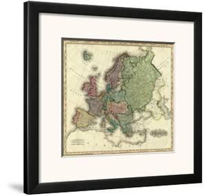Europe, c.1823 by Henry S. Tanner