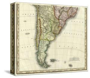 South America and West Indies, c.1823 by Henry S. Tanner