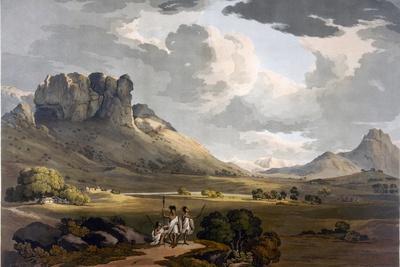 The Vale of Calaat, Ethiopia, C.1800