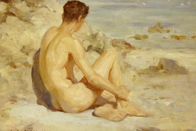 Boy on a Beach, 1912