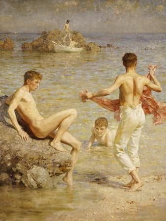Gleaming Waters, 1910