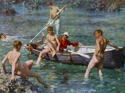 Ruby, Gold and Malachite, 1902