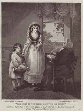 Dress, Manners, and Art in the Last Century by Henry Singleton