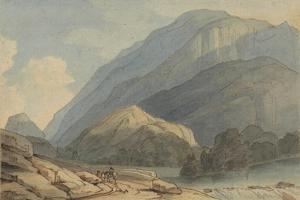 The Wandering Sailor, Previously known as 'The Ballad Seller', C.1798 (Oil on Paper Laid on Canvas) by Henry Singleton