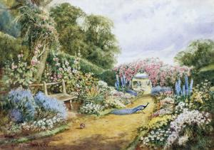 English Country Garden by Henry Stannard