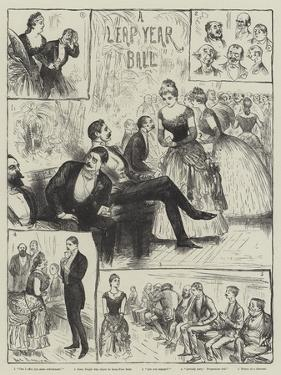 A Leap Year Ball by Henry Stephen Ludlow