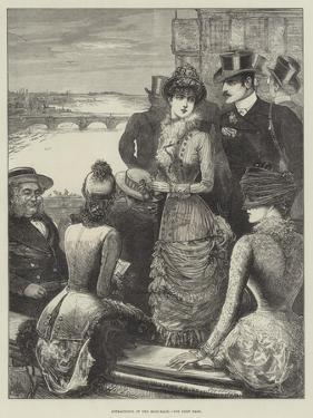 Attractions of the Boat-Race by Henry Stephen Ludlow