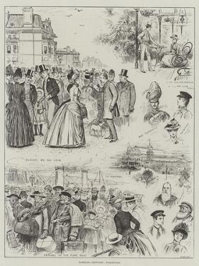 Rambling Sketches, Folkestone by Henry Stephen Ludlow