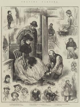 Skating Parties by Henry Stephen Ludlow