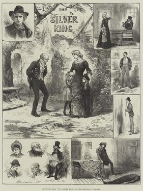 Sketches from The Silver King, at the Princess's Theatre by Henry Stephen Ludlow