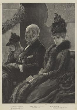 The Front Pew by Henry Stephen Ludlow