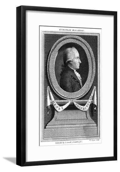 Henry Swinburne--Framed Giclee Print