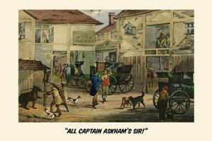 All Captain Ashkam's Sir by Henry Thomas Alken