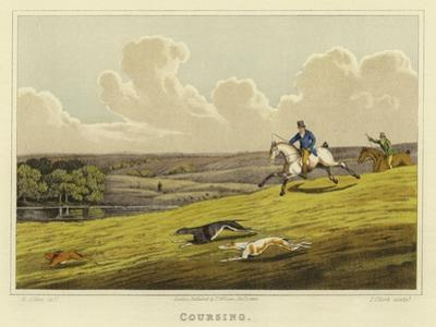Coursing by Henry Thomas Alken