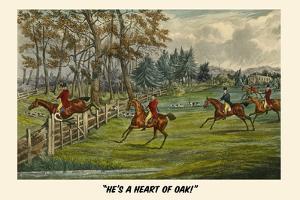 He's a Heart of Oak by Henry Thomas Alken