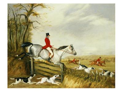 The Belvoir Hunt by Henry Thomas Alken