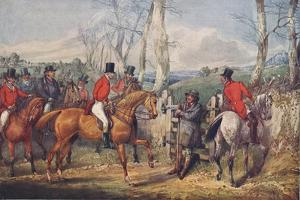 The Duke of Wellington and Hodge, 1906 by Henry Thomas Alken