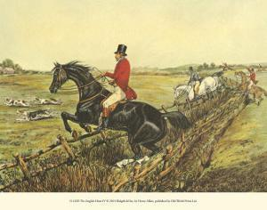 The English Hunt IV by Henry Thomas Alken