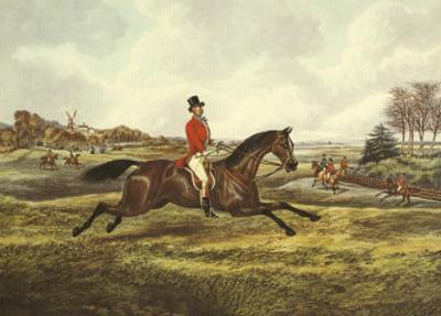 The English Hunt V