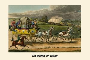 The Prince of Wales by Henry Thomas Alken