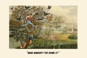 Who-Whoop!, I'Ve Done It by Henry Thomas Alken