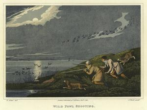 Wild Fowl Shooting by Henry Thomas Alken