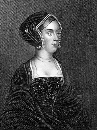 Anne Boleyn, Second Wife of Henry VIII