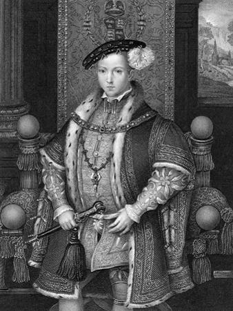 Edward VI, King of England