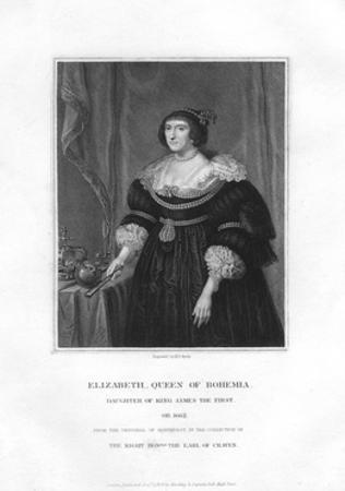 Elizabeth, Electress Palatine and Queen of Bohemia
