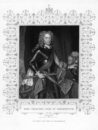 John Churchill, 1st Duke of Marlborough, English Military Officer