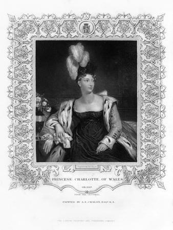 Princess Charlotte Augusta of Wales, 19th Century