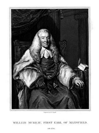 William Murray, 1st Earl of Mansfield, Scottish Jurist