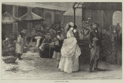 Spring in Covent Garden