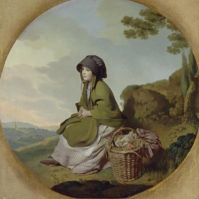 Market Girl (The Silver Age) C.1776-77