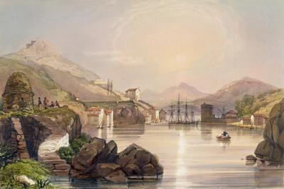 Port of Passages, 1828