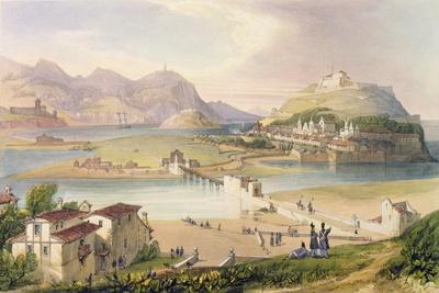 San Sebastian, 1838