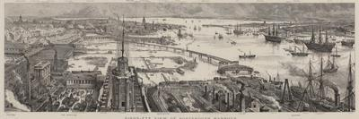 Bird'S-Eye View of Portsmouth Harbour